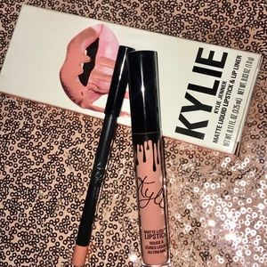 Kylie Cosmetics 'Apricot' Matte Lip Kit